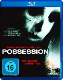 Possession - Die Angst stirbt nie (Blu-ray), Blu-ray Disc