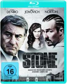 Stone (Blu-ray), Blu-ray Disc