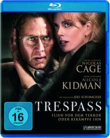Trespass (2011) (Blu-ray), Blu-ray Disc