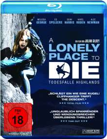 A Lonely Place To Die (Blu-ray), Blu-ray Disc