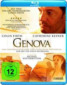 Genova (Blu-ray), Blu-ray Disc
