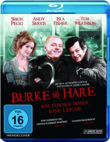 Burke & Hare (Blu-ray), Blu-ray Disc