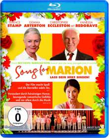 Song For Marion (Blu-ray), Blu-ray Disc