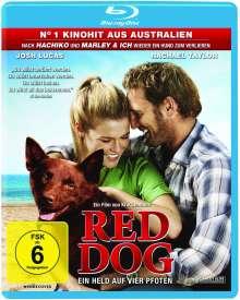 Red Dog (Blu-ray), Blu-ray Disc