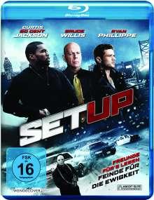 Set-Up (2011) (Blu-ray), Blu-ray Disc