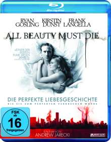 All Beauty Must Die (Blu-ray), Blu-ray Disc