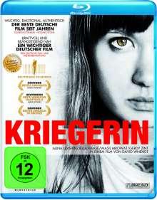 Kriegerin (Blu-ray), Blu-ray Disc
