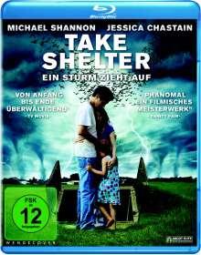 Take Shelter - Ein Sturm zieht auf (Blu-ray), Blu-ray Disc