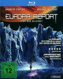 Europa Report (Blu-ray), Blu-ray Disc