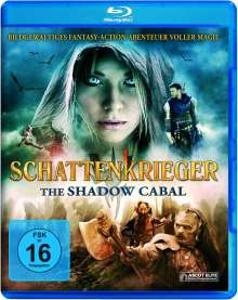 Schattenkrieger - The Shadow Cabal (Blu-ray), Blu-ray Disc