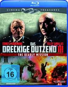 Das dreckige Dutzend 3 - Die tödliche Mission (Blu-ray), Blu-ray Disc