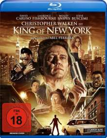 King of New York (Blu-ray), Blu-ray Disc