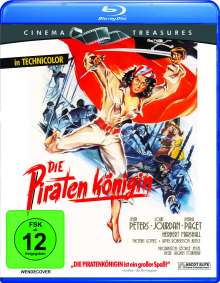 Die Piratenkönigin (Blu-ray), Blu-ray Disc