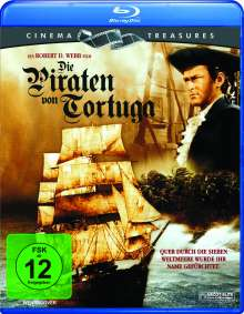 Piraten von Tortuga (Blu-ray), Blu-ray Disc