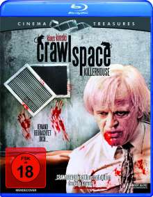 Crawlspace - Killerhouse (Blu-ray), Blu-ray Disc