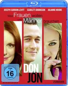 Don Jon (Blu-ray), Blu-ray Disc