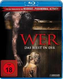 Wer (Blu-ray), Blu-ray Disc