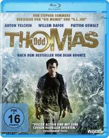 Odd Thomas (Blu-ray), Blu-ray Disc