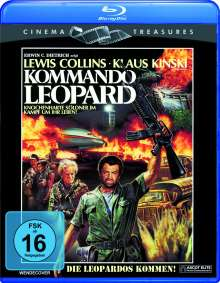 Kommando Leopard (Blu-ray), Blu-ray Disc