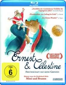 Ernest & Célestine (Blu-ray), Blu-ray Disc