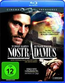 Nostradamus (1994) (Blu-ray), Blu-ray Disc