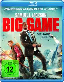 Big Game (Blu-ray), Blu-ray Disc