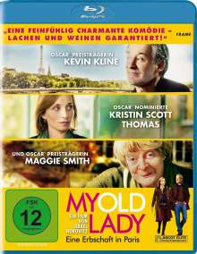 My Old Lady (Blu-ray), Blu-ray Disc