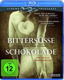 Bittersüße Schokolade (Blu-ray), Blu-ray Disc