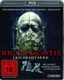 Rigor Mortis - Leichenstarre (Blu-ray), Blu-ray Disc