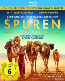 Spuren (Blu-ray), Blu-ray Disc