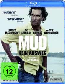 Mud (Blu-ray), Blu-ray Disc