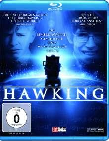 Hawking (Blu-ray), Blu-ray Disc