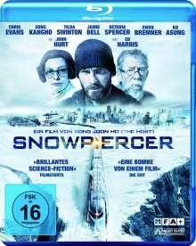 Snowpiercer (Blu-ray), Blu-ray Disc