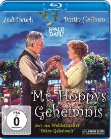 Mr. Hoppy's Geheimnis (Blu-ray), Blu-ray Disc
