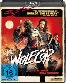 WolfCop (Blu-ray), Blu-ray Disc