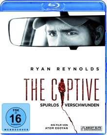 The Captive (Blu-ray), Blu-ray Disc