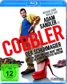 Cobbler (Blu-ray), Blu-ray Disc