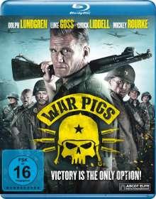 War Pigs (Blu-ray), Blu-ray Disc