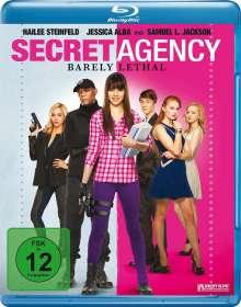 Secret Agency (Blu-ray), Blu-ray Disc