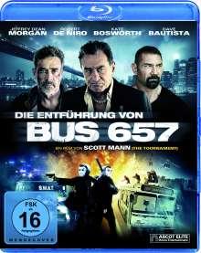 Bus 657 (Blu-ray), Blu-ray Disc