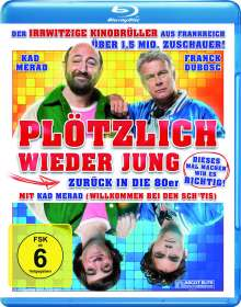 Plötzlich wieder jung (Blu-ray), Blu-ray Disc