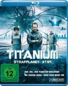 Titanium - Strafplanet XT-59 (Blu-ray), Blu-ray Disc
