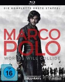 Marco Polo Season 1 (Blu-ray), 3 Blu-ray Discs