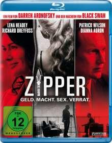Zipper - Geld. Macht. Sex. Verrat. (Blu-ray), Blu-ray Disc