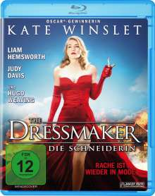 The Dressmaker (Blu-ray), Blu-ray Disc