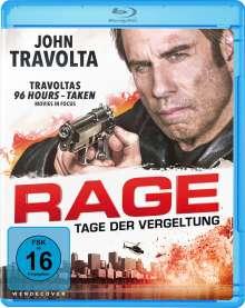 Rage - Tage der Vergeltung (Blu-ray), Blu-ray Disc