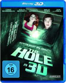 The Hole (2009) (3D Blu-ray), Blu-ray Disc