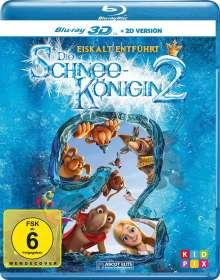 Die Schneekönigin 2 (3D Blu-ray), Blu-ray Disc