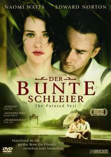 Der bunte Schleier, DVD