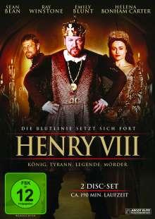 Henry VIII (2003), 2 DVDs
